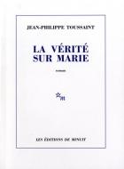 """Couverture du livre : """"La vérité sur Marie"""""""