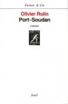 """Couverture du livre : """"Port-Soudan"""""""