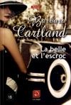 """Couverture du livre : """"La belle et l'escroc"""""""