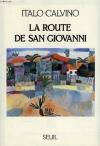 """Couverture du livre : """"La route de San Giovanni"""""""