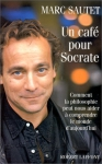 """Couverture du livre : """"Un café pour Socrate"""""""