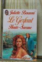 """Couverture du livre : """"Haute-Savane"""""""