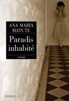 """Couverture du livre : """"Paradis inhabité"""""""
