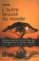 """Couverture du livre : """"L'autre beauté du monde"""""""