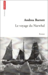 """Couverture du livre : """"Le voyage du Narwhal"""""""