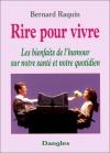 """Couverture du livre : """"Rire pour vivre"""""""