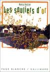 """Couverture du livre : """"Les souliers d'or"""""""