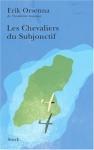 """Couverture du livre : """"Les chevaliers du subjonctif"""""""