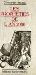 """Couverture du livre : """"Les prophétie de l'an 2000"""""""