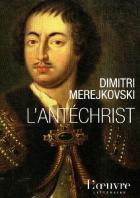 """Couverture du livre : """"L'Antéchrist"""""""