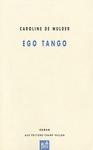 """Couverture du livre : """"Ego tango"""""""