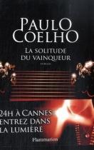 """Couverture du livre : """"La solitude du vainqueur"""""""