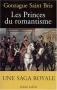 """Couverture du livre : """"Les princes du romantisme"""""""