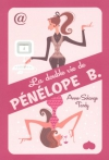 """Couverture du livre : """"La double-vie de Pénélope B."""""""