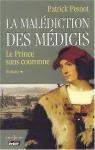 """Couverture du livre : """"Le prince sans couronne"""""""
