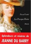 """Couverture du livre : """"La presque reine"""""""