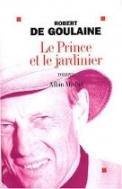 """Couverture du livre : """"Le prince et le jardinier"""""""
