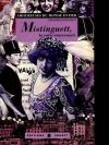 """Couverture du livre : """"Mistinguett, la valse renversante"""""""