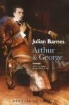 """Couverture du livre : """"Arthur et George"""""""