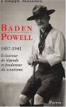 """Couverture du livre : """"Baden-Powell"""""""
