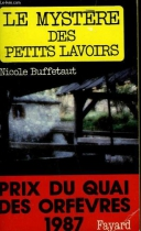 """Couverture du livre : """"Le mystère des petits lavoirs"""""""