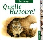 """Couverture du livre : """"Les loups"""""""