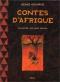 """Couverture du livre : """"Contes d'Afrique"""""""