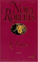 """Couverture du livre : """"La villa"""""""
