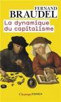 """Couverture du livre : """"La dynamique du capitalisme"""""""