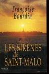 """Couverture du livre : """"Les sirènes de Saint-Malo"""""""
