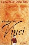 """Couverture du livre : """"L'enfant de Vinci"""""""