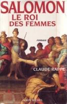 """Couverture du livre : """"Salomon, le roi des femmes"""""""