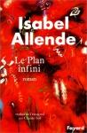 """Couverture du livre : """"Le plan infini"""""""