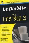"""Couverture du livre : """"Le diabète pour les Nuls"""""""