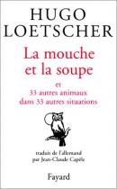 """Couverture du livre : """"La mouche et la soupe"""""""