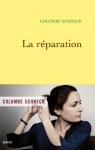 """Couverture du livre : """"La réparation"""""""