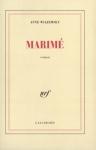 """Couverture du livre : """"Marimé"""""""