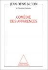"""Couverture du livre : """"Comédie des apparences"""""""