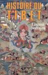 """Couverture du livre : """"Histoire du Tibet"""""""