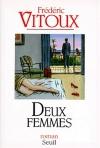 """Couverture du livre : """"Deux femmes"""""""