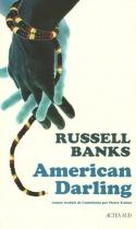 "Couverture du livre : ""American darling"""
