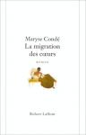 """Couverture du livre : """"La migration des coeurs"""""""
