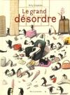 """Couverture du livre : """"Le grand désordre"""""""