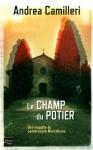 """Couverture du livre : """"Le champ du potier"""""""