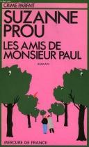 """Couverture du livre : """"Les amis de monsieur Paul"""""""