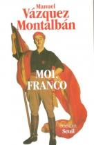 """Couverture du livre : """"Moi, Franco"""""""