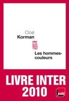 """Couverture du livre : """"Les hommes-couleurs"""""""