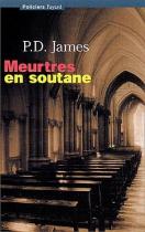 """Couverture du livre : """"Meurtres en soutane"""""""