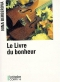 """Couverture du livre : """"Le livre du bonheur"""""""