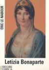 """Couverture du livre : """"Letizia Bonaparte"""""""